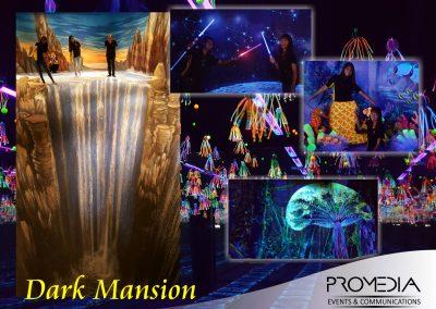 Dark Mansion Musuem