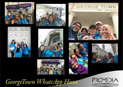 Whatsapp Hunt