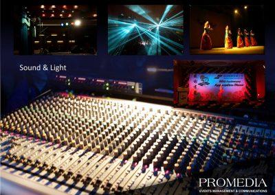 Sound & Light System